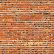 Abstract rough grunge brick wall background — Stock Photo