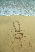 ünlem işareti — Stok fotoğraf