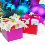 Christmas gift — Stock Photo #2451822