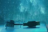 USB plugs — Stock Photo