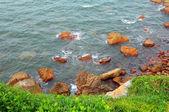 Beautiful coastline — Stockfoto