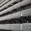 Servers in a datacenter - ストック写真