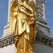 Statue of angel2 - Stock Photo