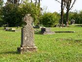Old cemetery — Stock Photo