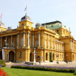 Royalty-Free Stock Photo: Croatian national theatre in Zagreb