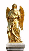 Statue of angel1 — Stock Photo