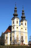 Village church — Stock Photo