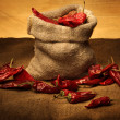 Royalty-Free Stock Photo: Cayenne pepper