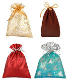 Decorative bags — Stock Photo