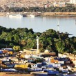 Aswan in Egypt — Stock Photo