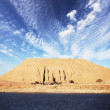 Stock Photo: Abu-Simbel