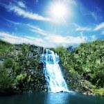 Waterfall — Stock Photo #2099297