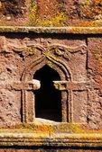 Lalibela detail — Stock Photo