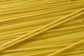 Close-up on raw vermicelli surfase — Stock Photo