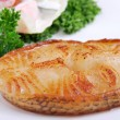 Royalty-Free Stock Photo: Delicious grilled fish