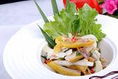 Pickled chicken — Stock Photo