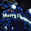 Merry Christmas Sign — Stock Photo #2479356