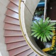 The spiral stair case - Stock Photo