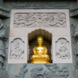 Golden Buddha — Stock Photo #2114128