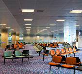 Airport Lobby — Stock Photo