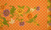 Floral Wall Paper — Stock Photo
