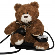 Stock Photo: Dr. Teddy Bear
