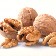 Walnut a shell — Stock Photo #2072734