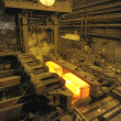 The rolling mill — Foto de Stock