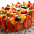 Fruit cake — Stock Photo #2187783