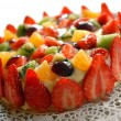 Fruit cake - Foto Stock