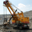 Stock Photo: Big dredge