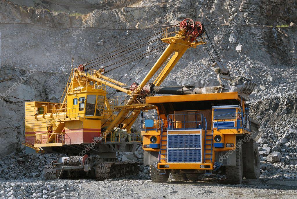 о новых технологиях добычи руды это ощущение
