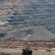 Panorama of an open-cast mine — Stock Photo #2646594