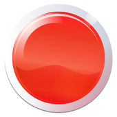 Glossy icon , button — Stock Vector