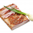 Stock Photo: Meat product