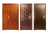 Door mix — Stock Photo