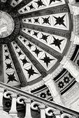 Cupola stars — Stock Photo