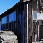Old fisherman house — Stock Photo