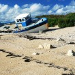 Stock Photo: Boat Wreck #3