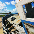 Stock Photo: Boat Wreck #2
