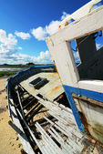 Boat Wreck #2 — Stok fotoğraf