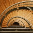 Wooden staircase — Stock Photo #2335432