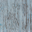 Royalty-Free Stock Photo: Old painted wooden texture