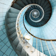 Stock Photo: Spiral staircase