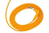 Audio jack cable — Stock Photo
