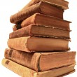 Pile of Old Books. — Stock Photo