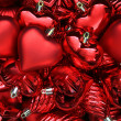 Valentines Hearts — Stock Photo
