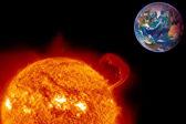 Global Warming Crisis. — Stock Photo