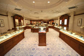 High-End Jewelery Store — 图库照片