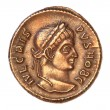 Ancient Roman coin — Stock Photo #2218884